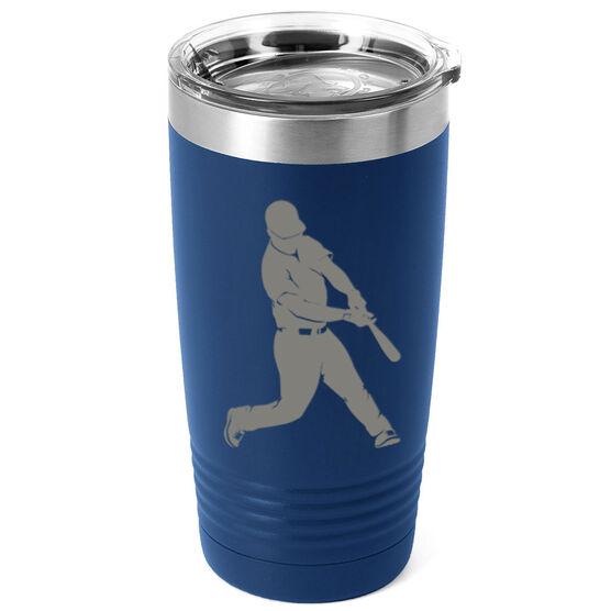 Baseball 20 oz. Double Insulated Tumbler - Batter