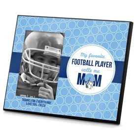 Football Photo Frame My Favorite Football Player