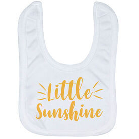 Baby Bib - Little Sunshine