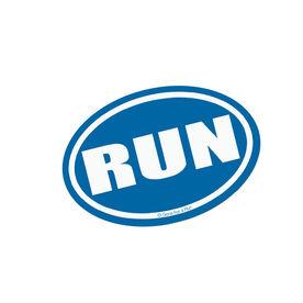 """""""RUN"""" Mini Car Magnet - Fun Size"""