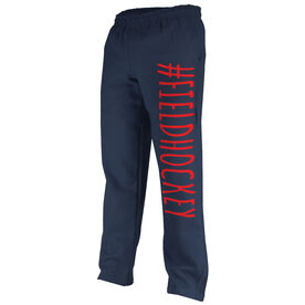 Field Hockey Fleece Sweatpants #FieldHockey