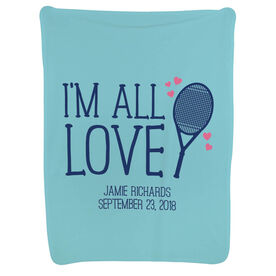 Tennis Baby Blanket - I'm All Love