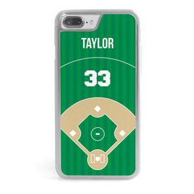 Baseball iPhone® Case - Field