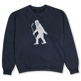 Hockey Crew Neck Sweatshirt - Yeti Hockey
