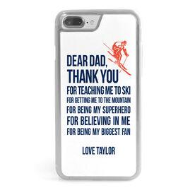 Skiing iPhone® Case - Dear Dad