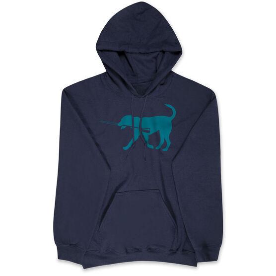 Crew Hooded Sweatshirt - Crew Dog