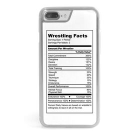 Wrestling iPhone® Case - Facts