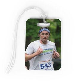 Running Bag/Luggage Tag - Custom Photo