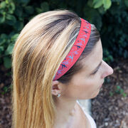Gymnastics Juliband No-Slip Headband - Gymnastics Pattern