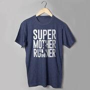 Running Short Sleeve T-Shirt - Super Mother Runner