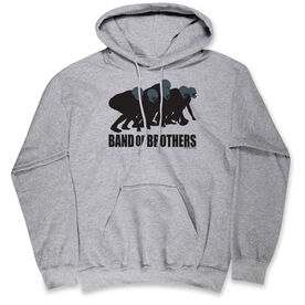 Football Standard Sweatshirt Football Band of Brothers
