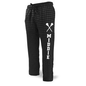 Lacrosse Lounge Pants Lax Middie
