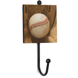 Baseball Medal Hook - Baseball And Glove
