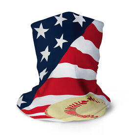Baseball Multifunctional Headwear - USA Flag RokBAND