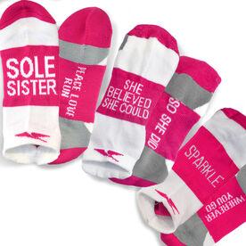 Socrates® Runner Girl Sock Set