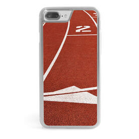 Track & Field iPhone® Case - Track and Field Graphic