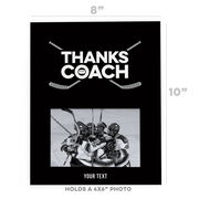 Hockey Photo Frame - Coach (Autograph)