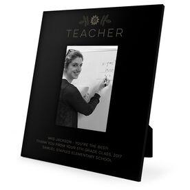 Teacher Engraved Picture Frame - Teacher