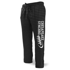 Lounge Pants - Chesapeake Synchronized Skating Logo