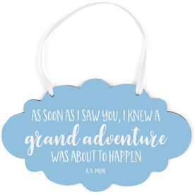 Cloud Sign - Grand Adventure