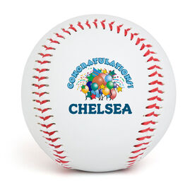 CONGRATULATIONS! Custom Baseball