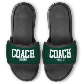 General Sports Repwell® Slide Sandals - Coach