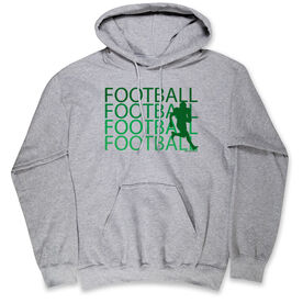 Football Standard Sweatshirt - Football Fade