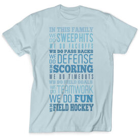 Vintage Field Hockey T-Shirt - We Do Field Hockey