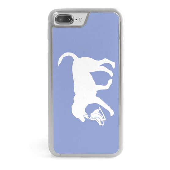 Figure Skating iPhone® Case - Axel The Figure Skating Dog