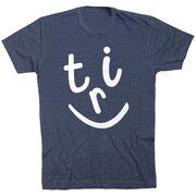 Triathlon Short Sleeve T-Shirt - Tri Face