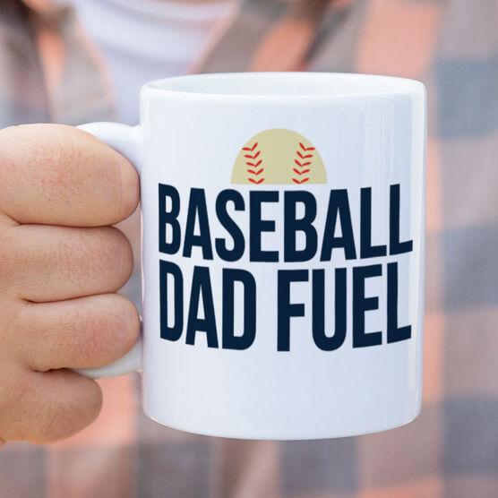 Baseball Coffee Mug - Baseball Dad Fuel
