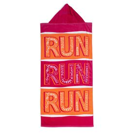 Running Beach Towel Seat Cover - Run With Inspiration