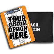 Custom Photo Coaches Dry Erase Clipboard