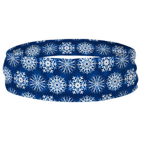 Multifunctional Headwear - Snowflakes RokBAND