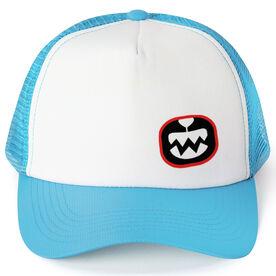 Seams Wild Trucker Hat - Seams Wild Logo (Offset)