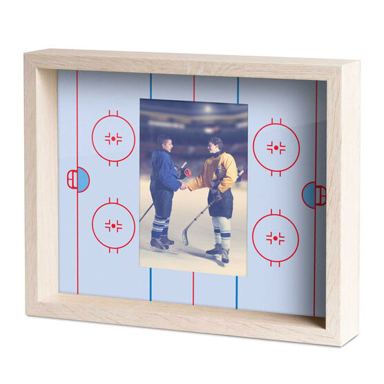 Hockey Premier Frame - Rink