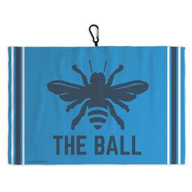 Golf Bag Towel Be The Ball