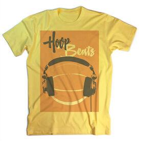 Vintage Basketball T-Shirt - Hoop Beats