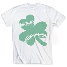 Vintage Baseball T-Shirt - Shamrock Stitches