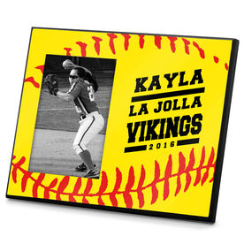 Softball Photo Frame Softball Sweetspot