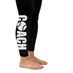 Baseball Leggings Coach