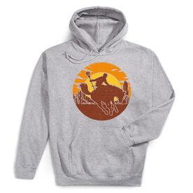 Guys Lacrosse Hooded Sweatshirt - Giddy-Up