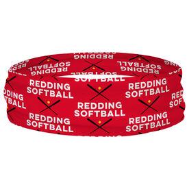 Softball Multifunctional Headwear - Custom Team Name Repeat RokBAND