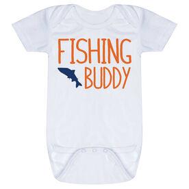 Fly Fishing Baby One-Piece - Fishing Buddy