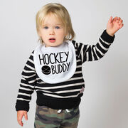 Hockey Baby Bib - Hockey Buddy