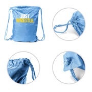 Wrestling Sport Pack Cinch Sack Just Wrestle