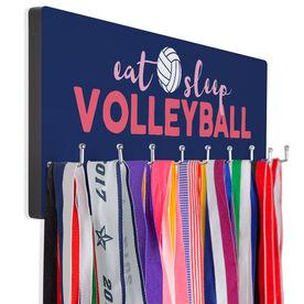 Volleyball Hook Board Eat Sleep Volleyball