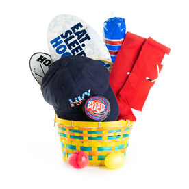 Hockey All Day Easter Basket