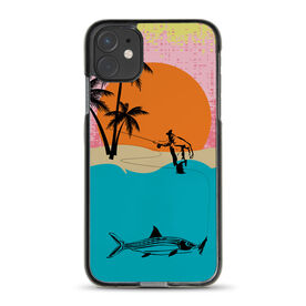 Fly Fishing iPhone® Case - Gray Ghost Of The Flats