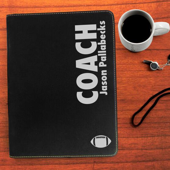 Football Executive Portfolio - Big Coach Name